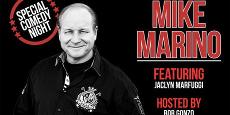 Special Night of Comedy with Mike Marino tickets