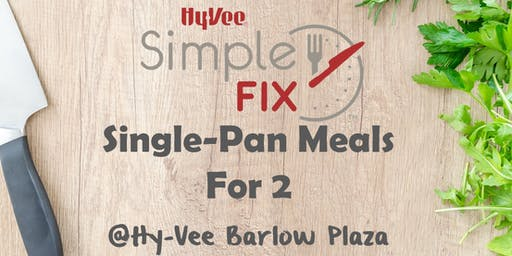 Simple Fix TO GO: Single-Pan Meals For 2