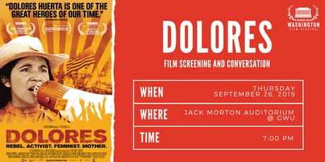 Dolores tickets