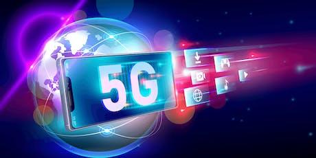 """Palestra: """"Tecnologia 5G, a nova era da Internet"""" ingressos"""