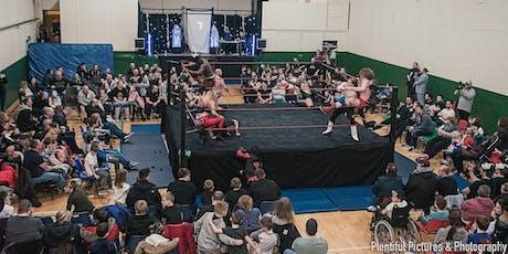 Wrestle Island The Fallen Kingdom tickets
