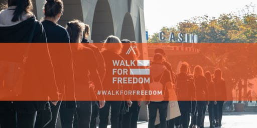 Walk for Freedom Bern 2019