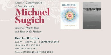 Hearts of Tauba with Michael Sugich tickets