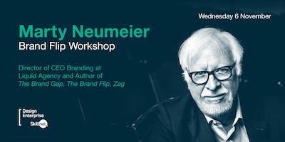 Brand Flip Workshop with Marty Neumeier