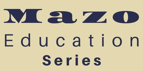 Mazo Education Series: Everyday Morality tickets