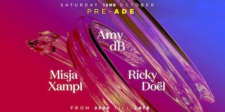 Club NL & Xampl Present [PRE-ADE] tickets