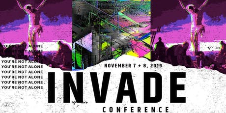 INVADE Fall Conference | VOX Youth tickets