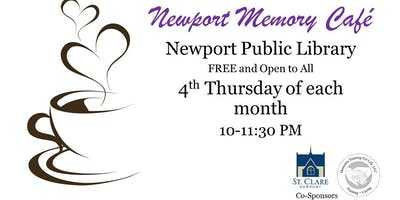 Newport Memory Cafe: On Hold