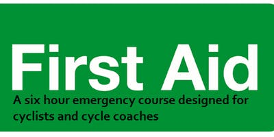 First Aid for coaches and cyclists