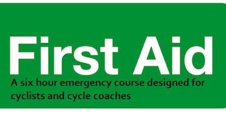 First Aid for coaches and cyclists tickets