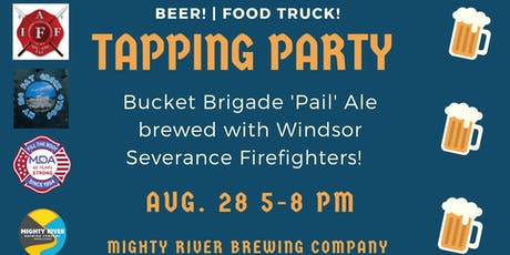Windsor Severance Firefighter Beer Tapping tickets