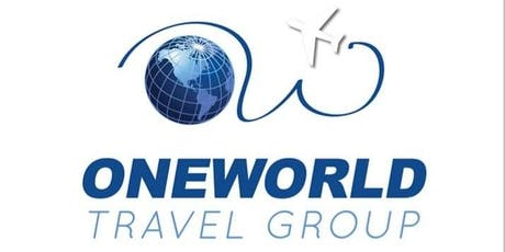 Oneworld Travel Cruise Roadshow tickets