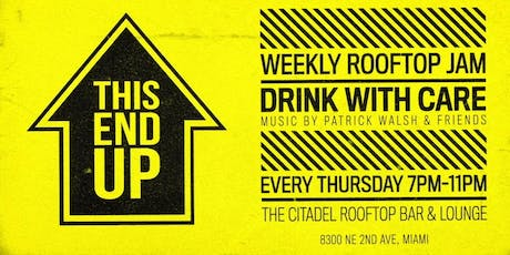 This End Up ↑ feat. Patrick Walsh and Friends tickets