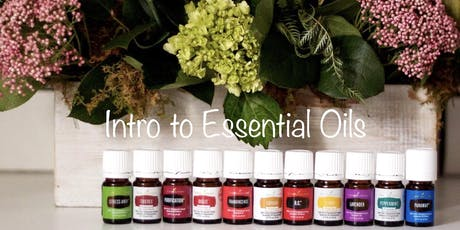 Intro to Essential Oils tickets