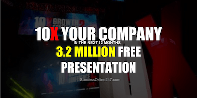 10X Your Company In The Next 12 Months - Zurich