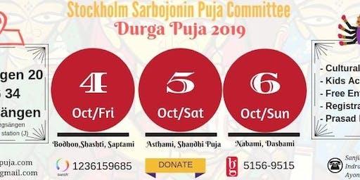 SSPC Durga Puja 2019