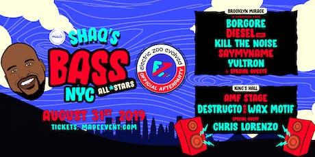 Shaq's Bass All Stars + AMF tickets