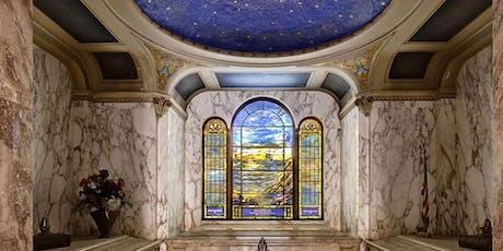 Private tour of historic Portland Mausoleum tickets