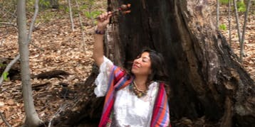 PLANT MEDICINE ONE DAY RETREAT WITH BREATH WORK & DRUMMING, PLUS 1:1 COACHING