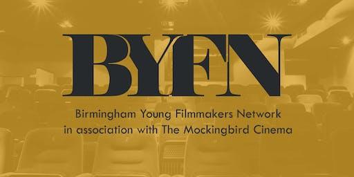 Birmingham Young Filmmakers Network Meet Up