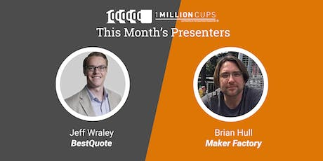 1MC August: BestQuote and Maker Factory tickets
