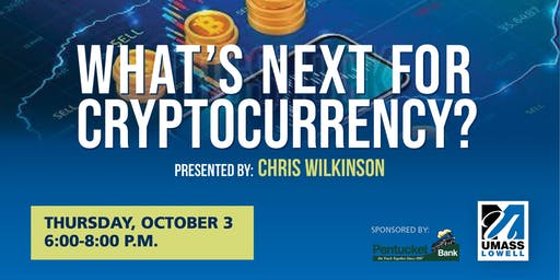 What's Next for Cryptocurrency?