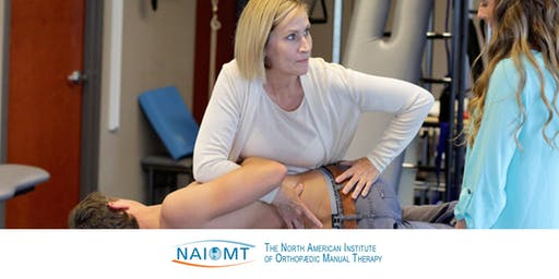 NAIOMT C-516 Cervical Spine I [Falls Church, VA]2020