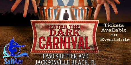 "SaltAer Circus School presents ""Enter the Dark Carnival"" tickets"