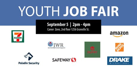 Youth Job Fair tickets