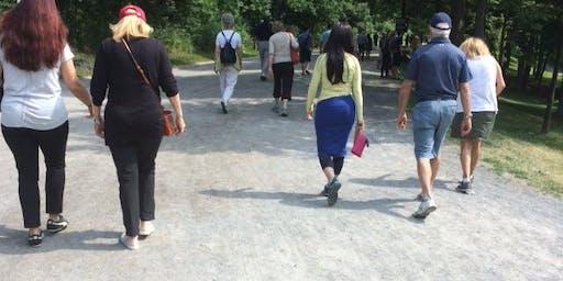 Mourning Walk - Marche des endeuillés