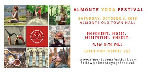 ALMONTE YOGA FESTIVAL