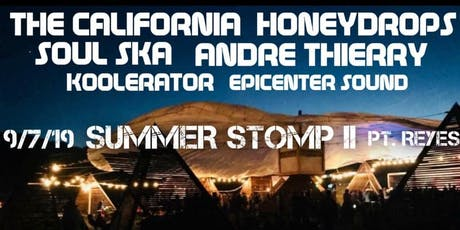 SUMMER STOMP II tickets