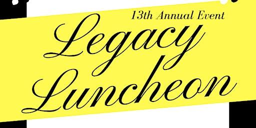 13th Annual Legacy Event - Grand Rapids