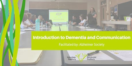 Introduction to Dementia and Communication tickets