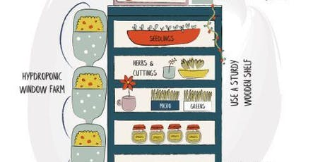 Indoor Kitchen Gardening tickets