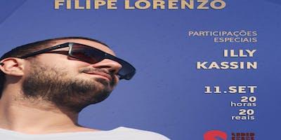 Filipe Lorenzo na Audio Rebel