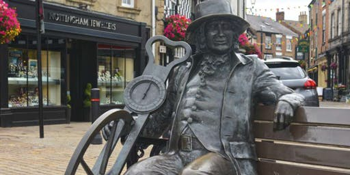 Blind Jack of Knaresborough: A Yorkshire man of vision