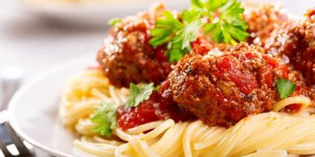 Spaghetti Dinner Fundraiser tickets