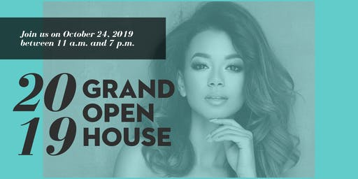 Dr. Suzanne Yee's Grand Open House and Food Drive
