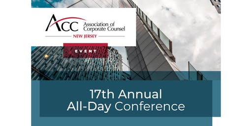 ACCNJ 17th Annual All-Day CLE Conference
