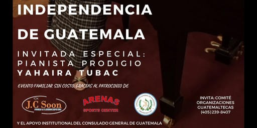 Independencia de Guatemala en OKC