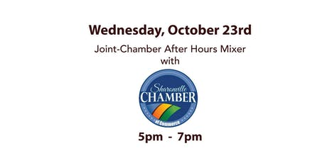 2019 October Joint-Chamber After Hours tickets