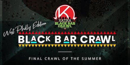 Katika Black Bar Crawl: West Philly Edition