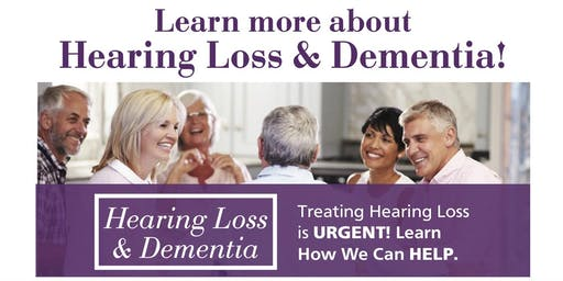 Hearing Loss and Dementia The #1 Most Modifiable Factor
