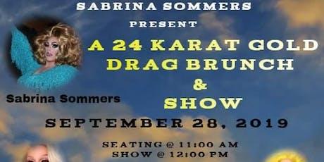 24 carat drag brunch tickets