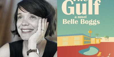 Sip 'n Sign - The Gulf by Belle Boggs