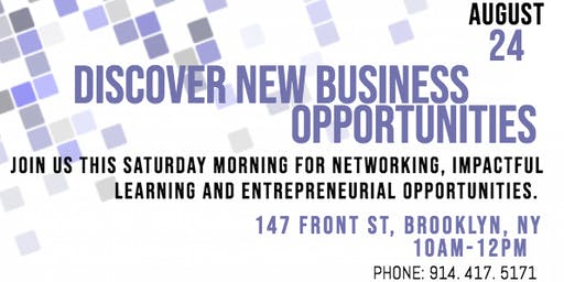 Networking and Business Opportunity Presentation