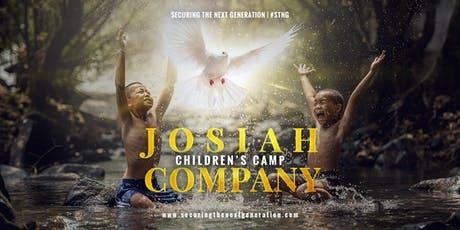 Josiah Company Children's Camp | September 2019 tickets