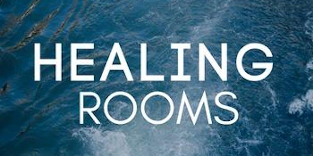 Receive Healing Prayer @ Healing Rooms at Awakening House of