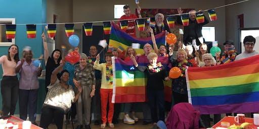 Manchester Cares Volunteer Social
